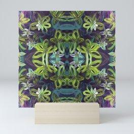 Tropical Greenery Mini Art Print