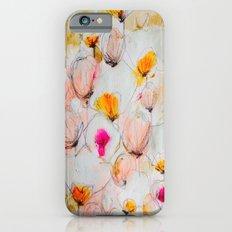 Flowers in Spring Slim Case iPhone 6s