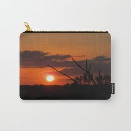 The Beautiful Sunset Carry-All Pouch
