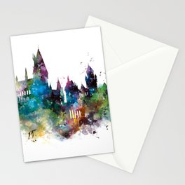 Hogwarts 2 Stationery Cards