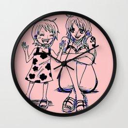 NAMI EVOLUTION - ONEPIECE Wall Clock