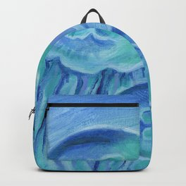Striated Jelly Moons Backpack