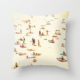 Summer #society6 #decor #buyart Throw Pillow