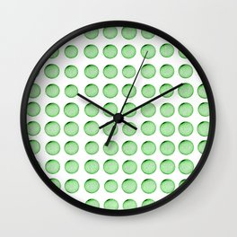 Little Balls (of various sizes) Wall Clock