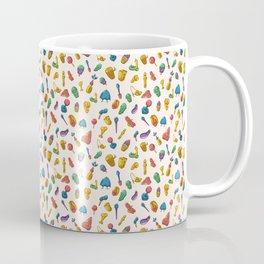 D*ck Print Coffee Mug