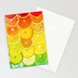 Fruit Madness - Citrus Stationery Cards