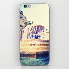 Fountain of Trafalgar iPhone & iPod Skin