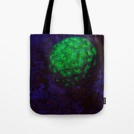 Fluorescent ball Tote Bag