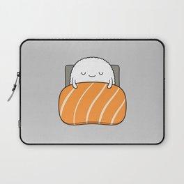 sleepy sushi Laptop Sleeve