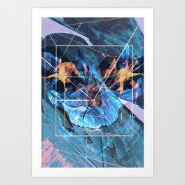 Geo Death Art Print