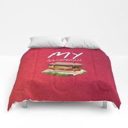 Friends 20th - My Sandwich Comforters
