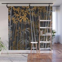 Bamboo 5 Wall Mural