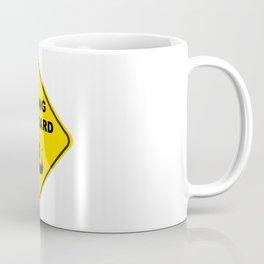 VIKING ON BOARD Coffee Mug