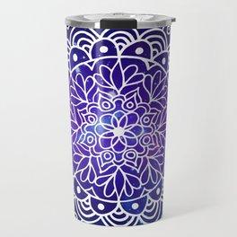 Galaxy Mandala Travel Mug