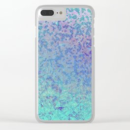 Glitter Star Dust G282 Clear iPhone Case