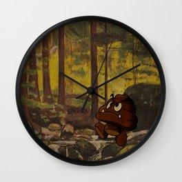 Shitmba Wall Clock