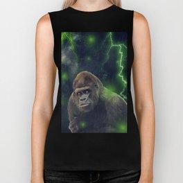 ThunderStorm Gorilla by GEN Z Biker Tank