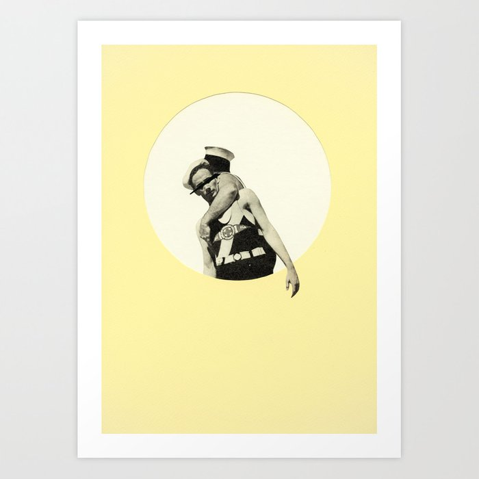 Saviour Art Print