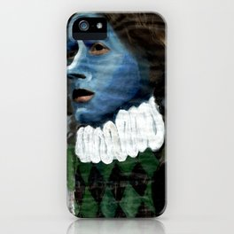 Cyrano/Newspaper Serie iPhone Case