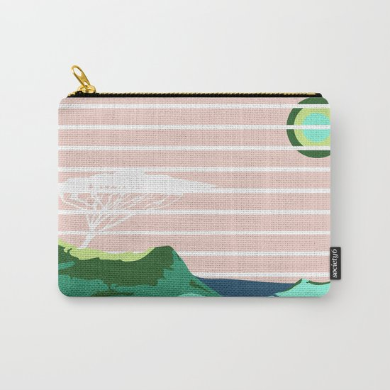 LonelyTree Carry-All Pouch