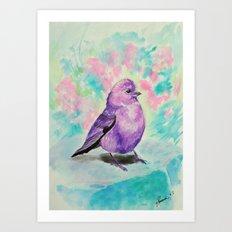 Little Birds 3/30 Art Print