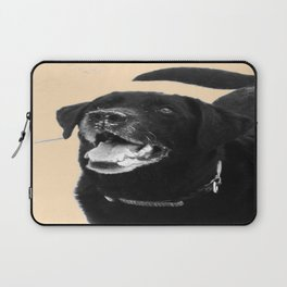 Labrador Happy Laptop Sleeve