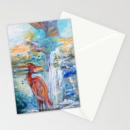 Wings of Morning Stationery Cards