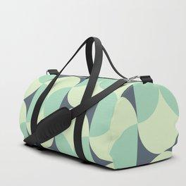 Beans Green Duffle Bag