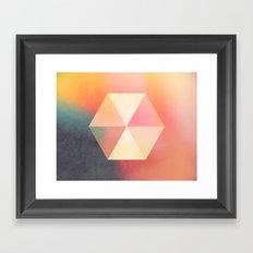 syzygy Framed Art Print