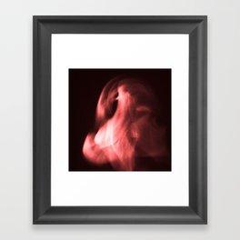 X+Y=HIGH Framed Art Print
