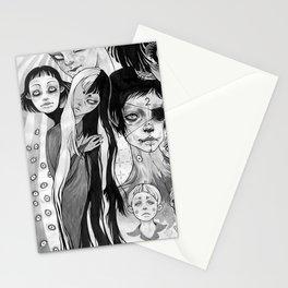 21 eyes Stationery Cards