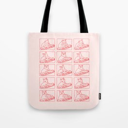 Cat in Meme Major Tote Bag