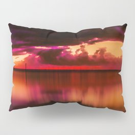 Another Place at Sunset Pillow Sham