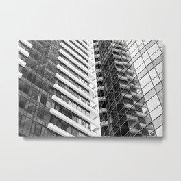 Urban Metal Print
