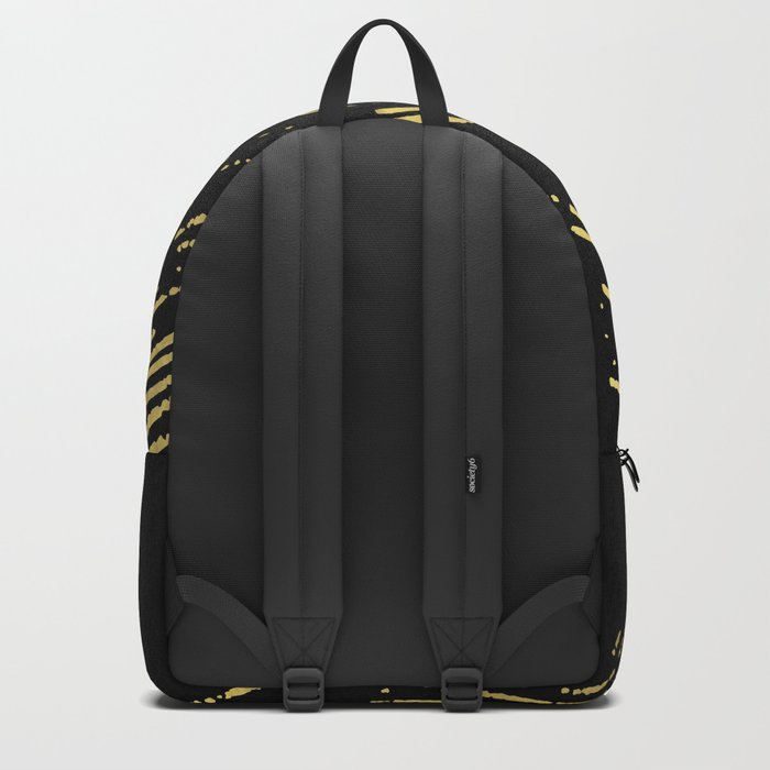 Gold Disc Backpack