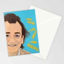Good, Great, Wonderful Stationery Cards