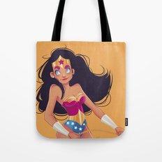 Wonder! Tote Bag