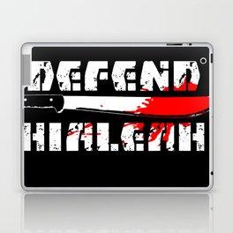 DEFEND HIALEAH Laptop & iPad Skin