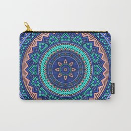 Hippie mandala 38 Carry-All Pouch