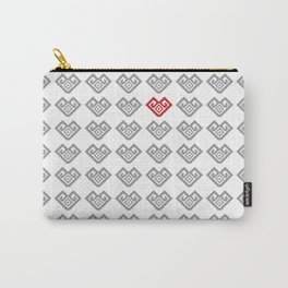 Pixel Love Carry-All Pouch