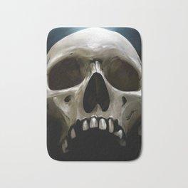 Skull 13 Bath Mat