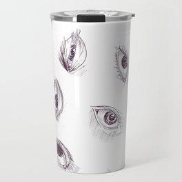 Eye see You Travel Mug
