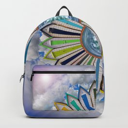 Castles on the Beach Backpack