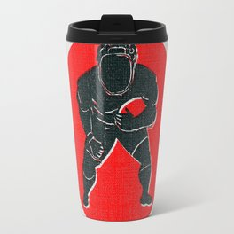 Rugby R Travel Mug