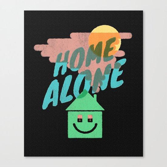 Home Alone Canvas Print