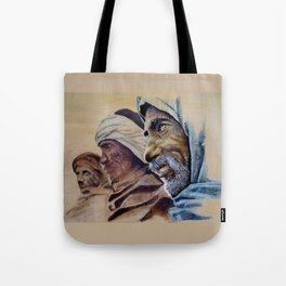 FREE SPIRITS - sunny version Tote Bag