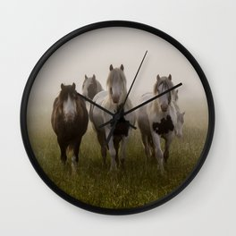Curiosity II Wall Clock