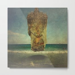 Ode to Magritte Metal Print