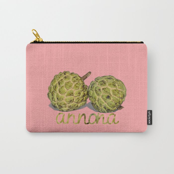 ANNONA TROPICAL FRUIT Carry-All Pouch