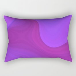 Purple daze 2 Rectangular Pillow